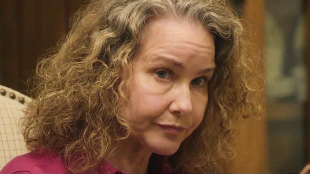 Molly Hagan Mrs. Walker