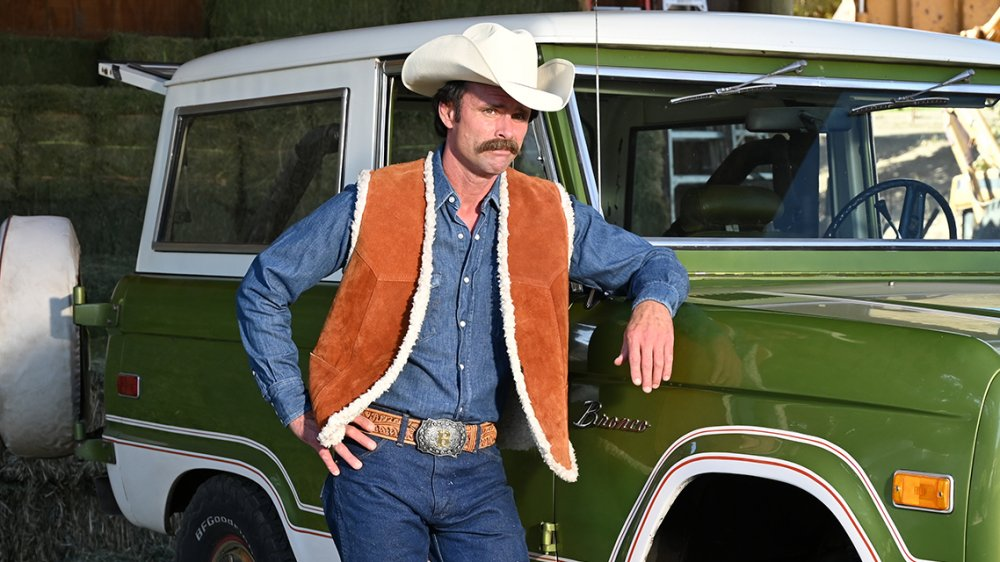 Walton Goggins as John Bronco