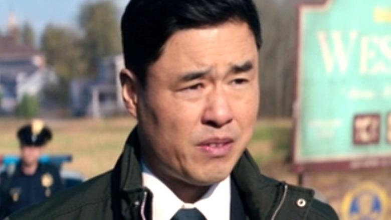 WandaVision's Jimmy Woo
