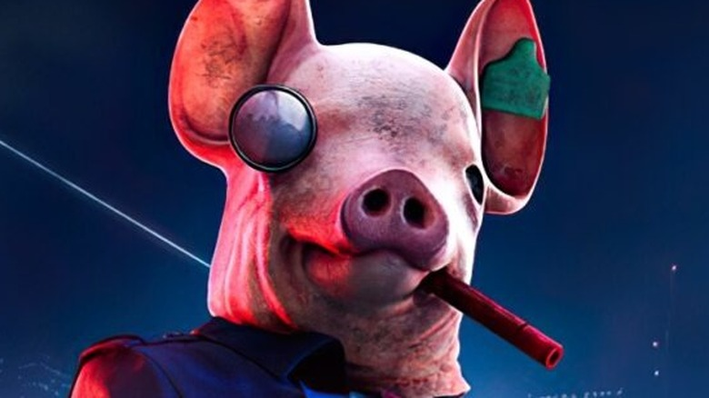 Watch Dog: Legion Pig