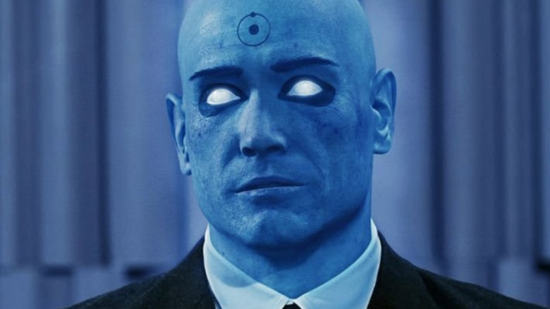 Watchmen Doctor Manhattan