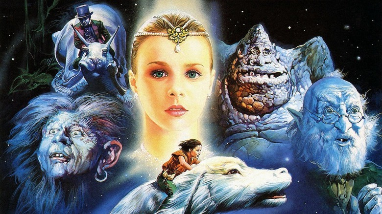 Ways The NeverEnding Story is different from the book