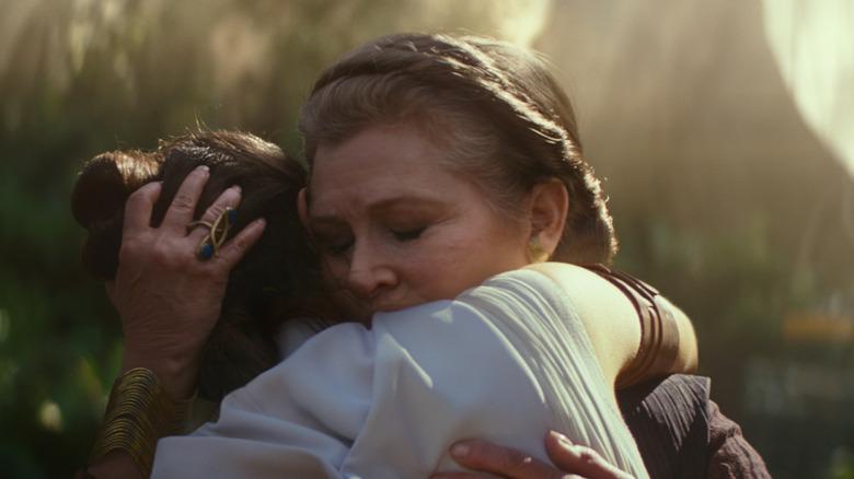 Scene from Star Wars: The Rise of Skywalker
