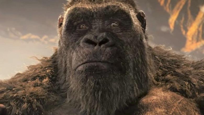 Kong in Godzilla vs. Kong