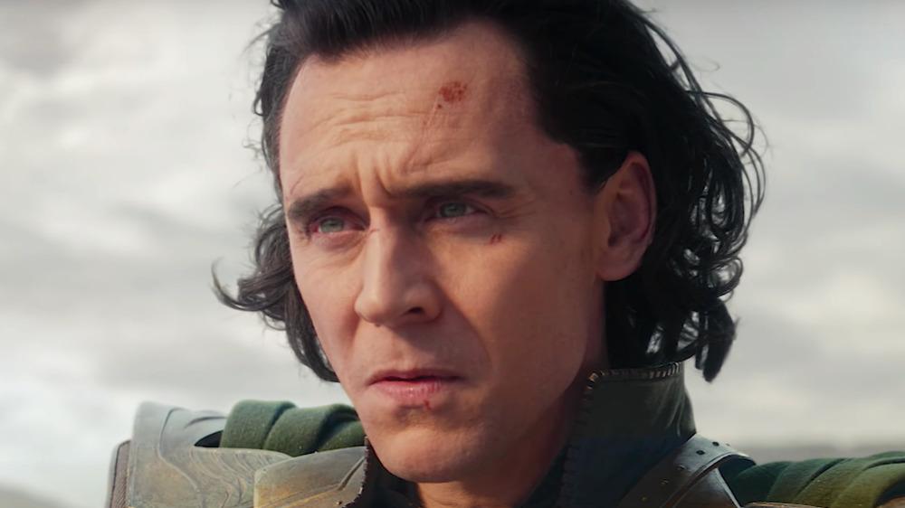Tom Hiddleston as Loki in Loki