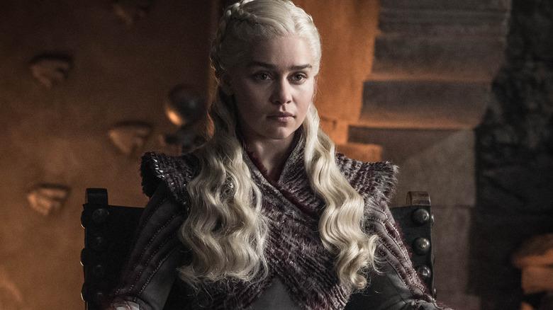 Emilia Clarke Daenerys Targaryen Game of Thrones