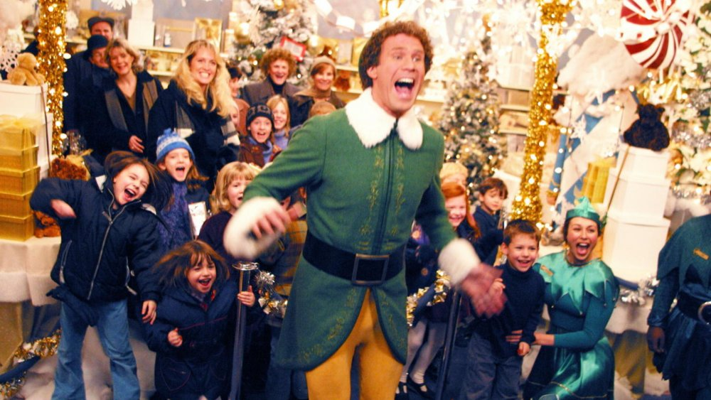 Will Ferrell as Buddy the Elf in Elf