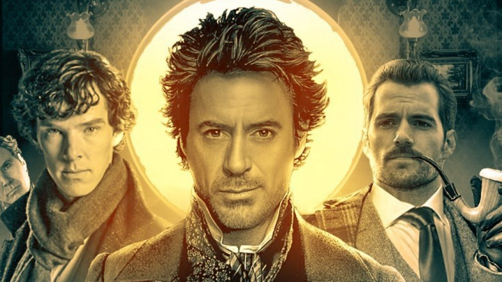 Sherlock Holmes 3 cast