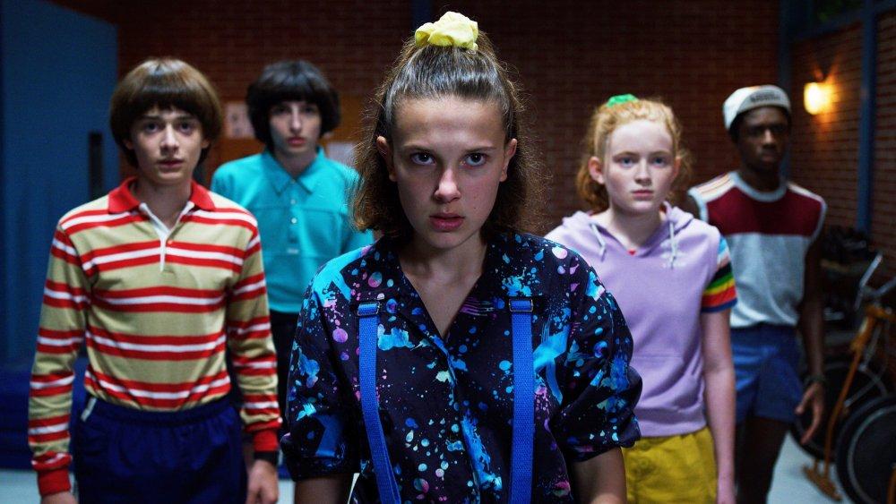 Stranger Things season 3 cast