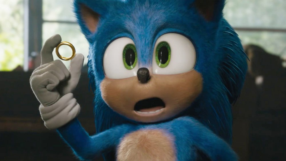 Still from Sonic the Hedgehog trailer