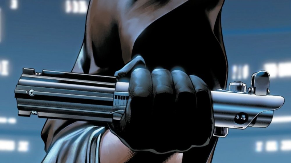 Panel from Marvel's Star Wars #2