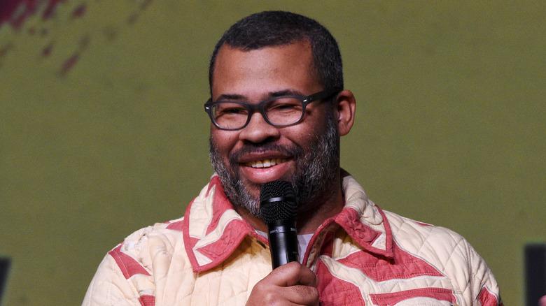 Academy Award winning writer and director Jordan Peele