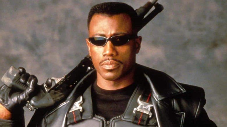 Wesley Snipes breaks silence about latest Blade news