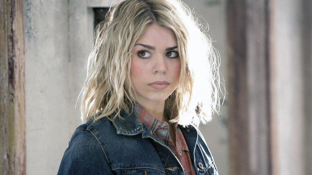 Billie Piper Doctor Who Rose Tyler