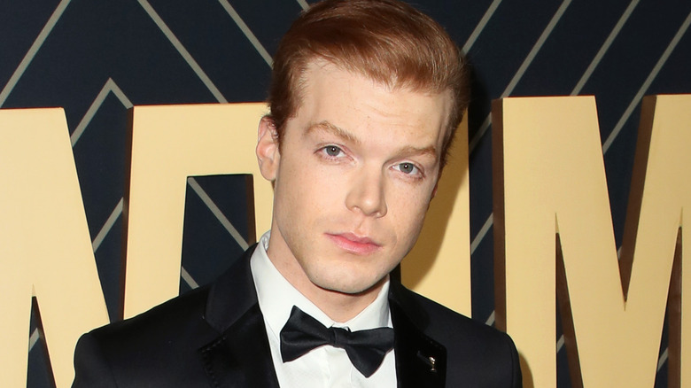 Cameron Monaghan attends Showtime's Golden Globe Nominees Celebration in January 2020.
