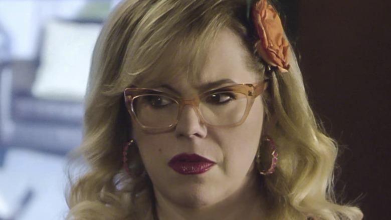 Kirsten Vangsness as Penelope Garcia in Criminal Minds