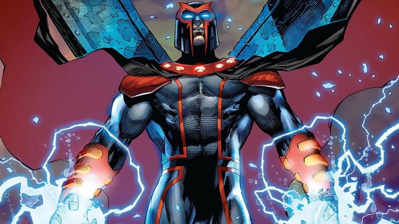 Magneto AKA Erik Lensherr in the comics