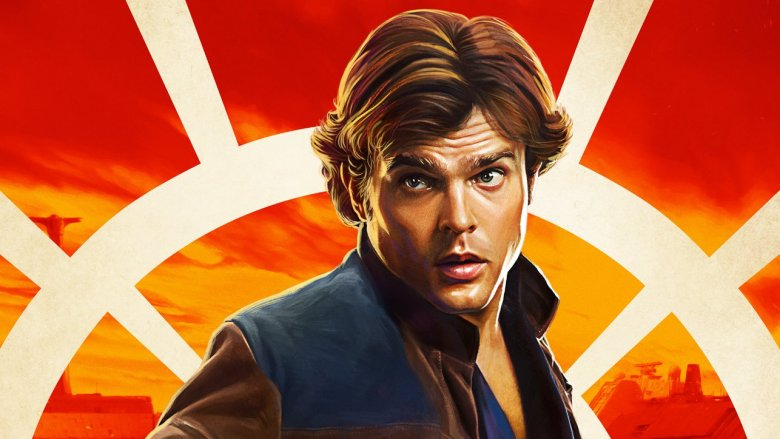 Alden Ehrenreich as Han Solo Star Wars