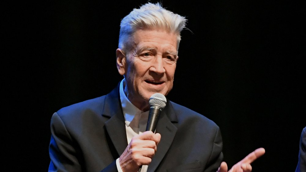 Filmmaker David Lynch