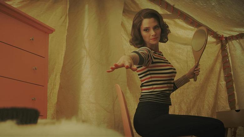 April Bowlby as Rita on Doom Patrol