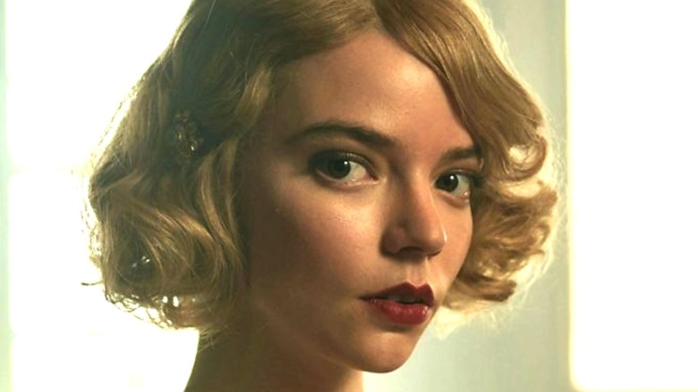 Anya Taylor-Joy as Gina Gray