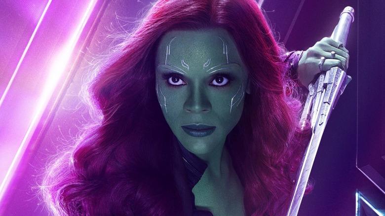 Gamora MCU