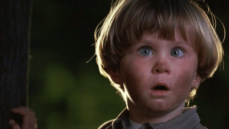 Hank Johnston as Gunther Beckman in Dennis the Menace