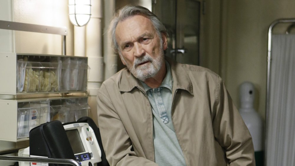 Muse Watson as Michael Franks on NCIS
