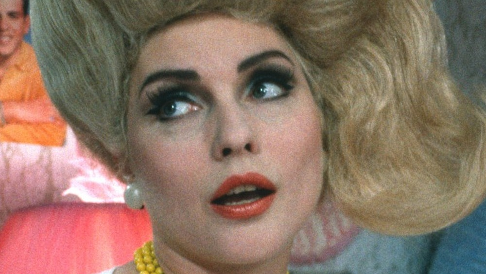 Debbie Harry as Velma Von Tussle