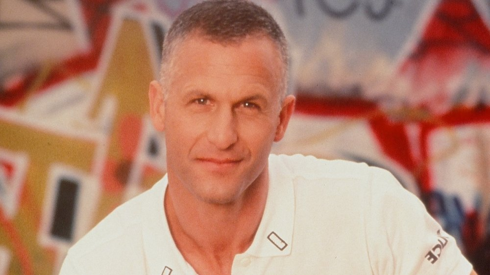 Rick Rossovich as Lt. Anthony Palermo on Pacific Blue