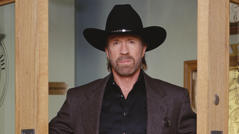 Cordell Walker, Texas Ranger