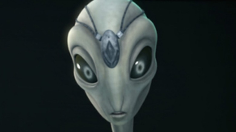 Nala Se in Star Wars The Clone Wars