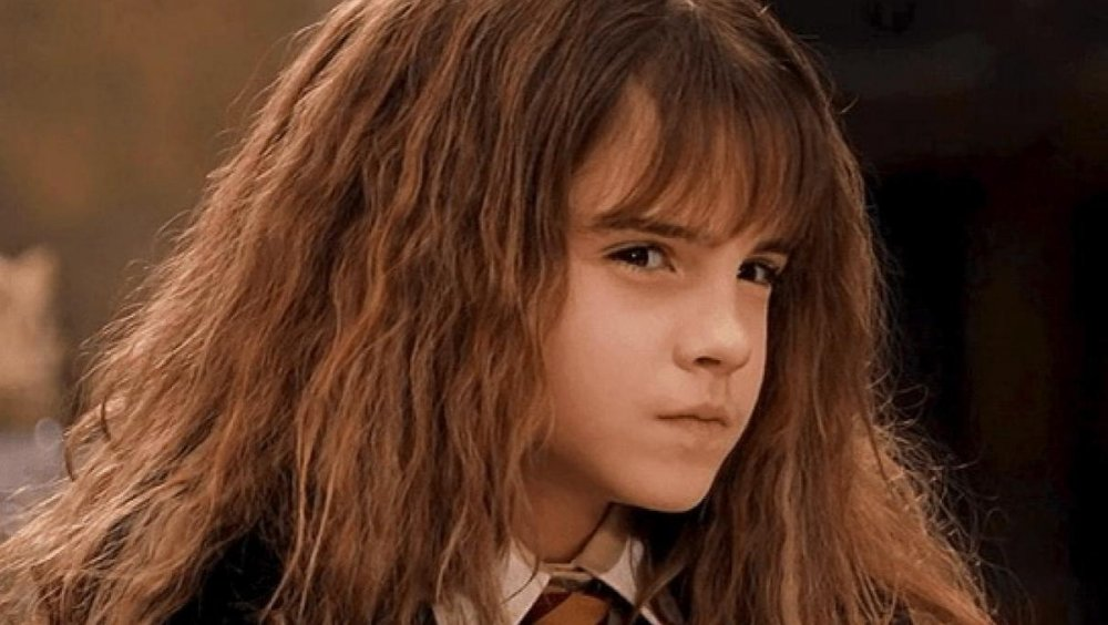 How Hermione from Harry Potter should have looked