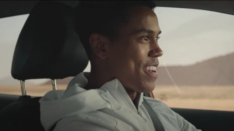 Nissan Driver the chase commercial