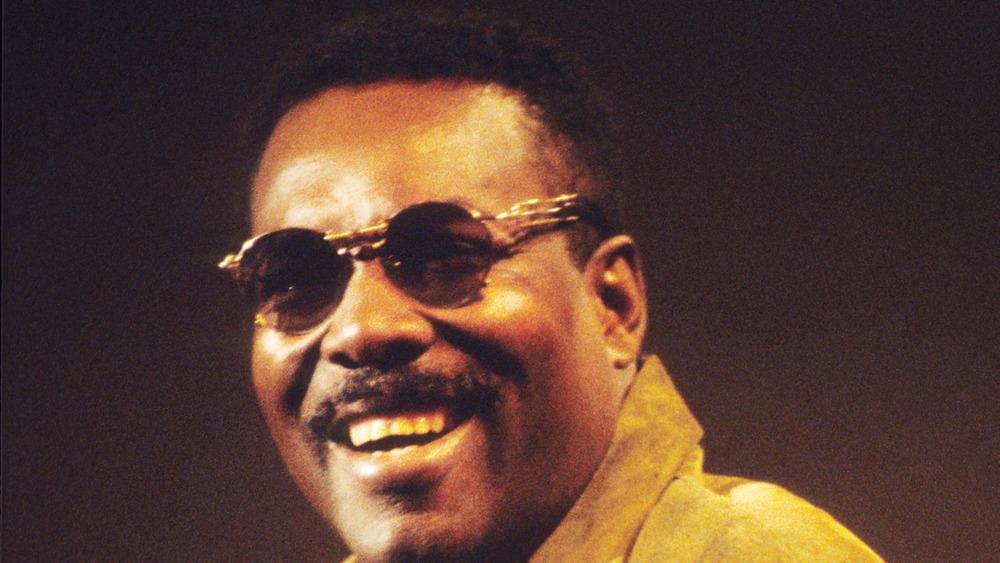 Wilson Pickett smiling 1994
