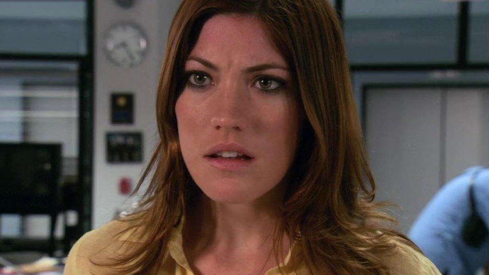 Jennifer Carpenter as Debra Morgan on Dexter