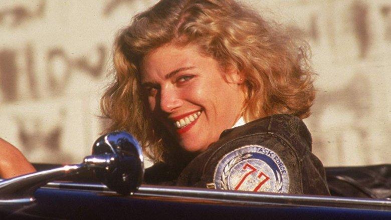 Kelly McGillis in Top Gun