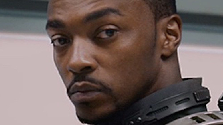 Anthony Mackie as The Falcon
