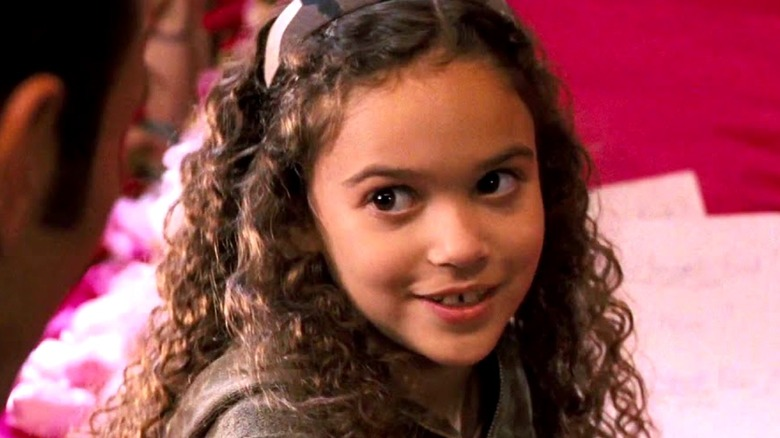 Madison Pettis In The Game Plan