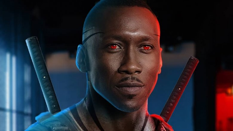 Mahershala Ali is all set to play Blade