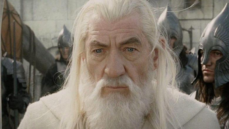 Gandalf the White in Gondor