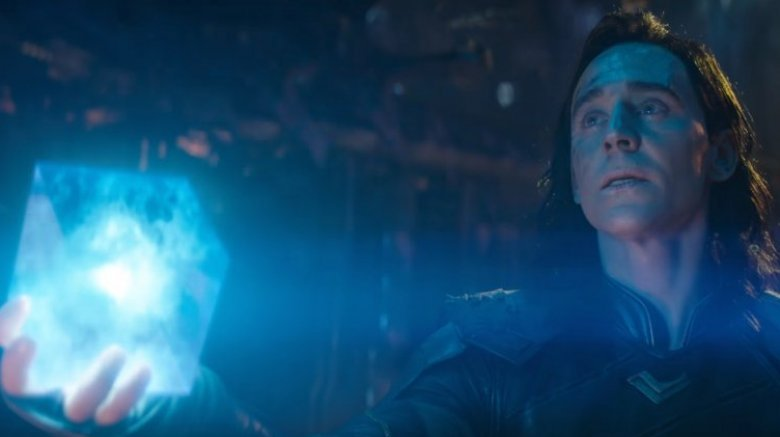 Tom Hiddleston in Avengers: Infinity War