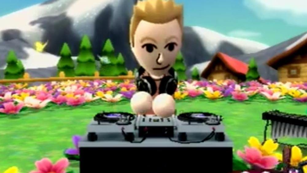 Wii Music DJ