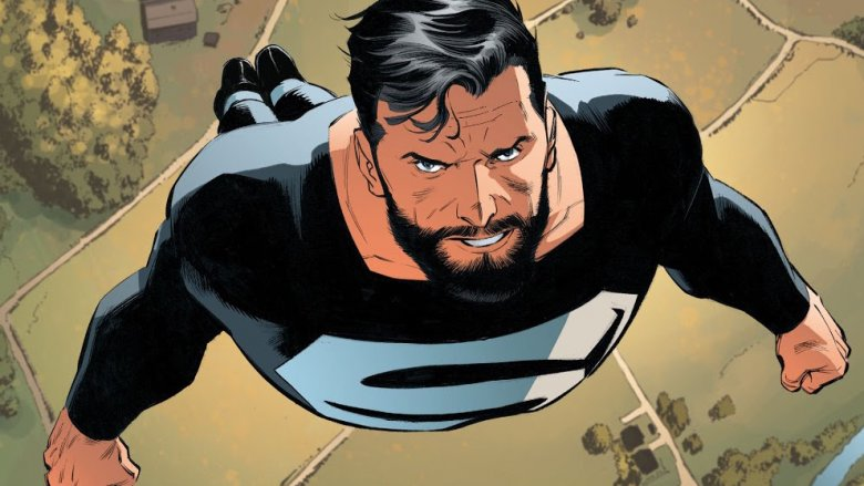 Superman in the 2015 mini-series Superman: Lois & Clark