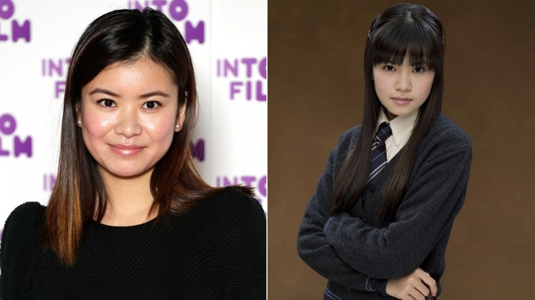 Cho Chang Katie Leung Harry Potter
