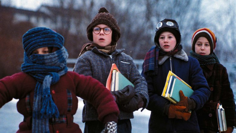 what the cast of a christmas story looks like today - Christmas Story Bundled Up
