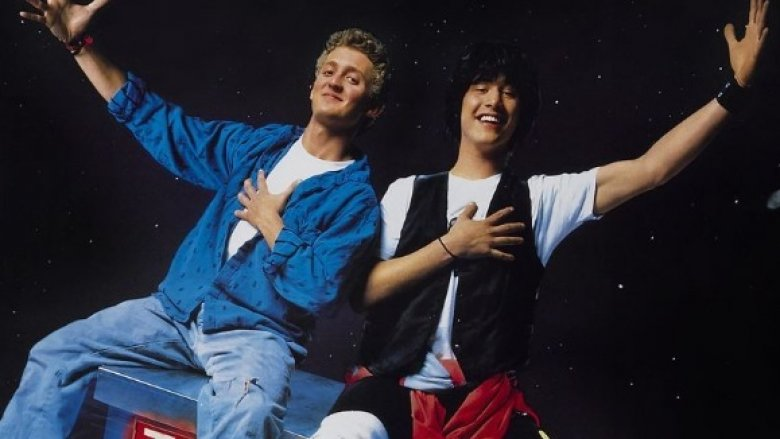 What the cast of Bill and Ted look like today