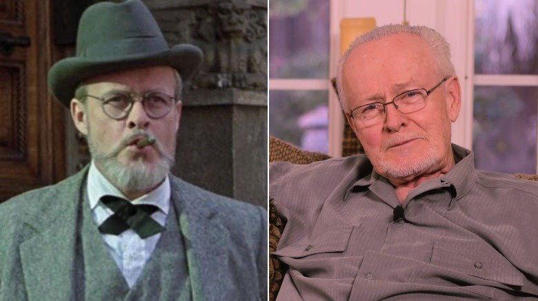 Rod Loomis as Freud