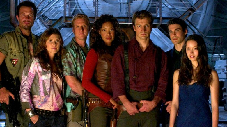 What the cast of Firefly looks like today