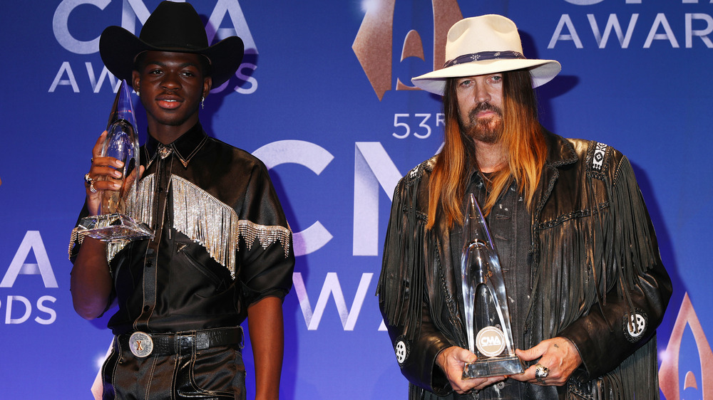 Billy Ray Cyrus with Lil Nas X
